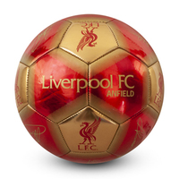 Liverpool - Signature Football (Size 5) - Cover