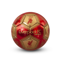 Liverpool - Signature Mini Football (Size 1) - Cover