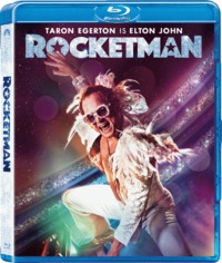 Rocketman (Blu-ray) - Cover