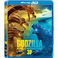 Godzilla King of the Monsters (3D Blu-ray)