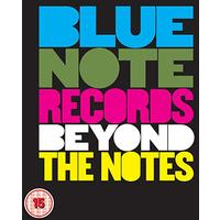 Blue Note Records: Beyond the Notes / Various (Region A Blu-ray)
