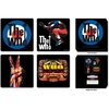 The Who - 4 Piece Coaster Set Oks