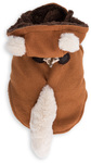 Dog's Life - Fox Hooded Coat - Orange (Small)