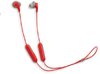 JBL Endurance RunBT Sweatproof Wireless In-Ear Sport Headphones (Red)