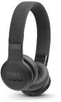 JBL LIVE 400BT On-Ear Wireless Headphones with Voice-Assistance (Black)
