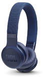 JBL LIVE 400BT On-Ear Wireless Headphones with Voice-Assistance (Blue)