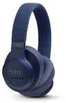 JBL LIVE 500BT Over-Ear Wireless Headphones with Voice-Assistance (Blue)