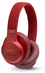 JBL LIVE 500BT Over-Ear Wireless Headphones with Voice-Assistance (Red)