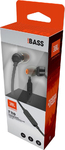 JBL Tune 110 In-Ear Hadphones (Black)