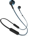 JBL Tune 205BT Wireless In-Ear Earbud Headphones (Blue)