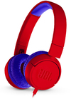 JBL JR300 On-Ear Headphones for Kids (Red)