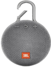 JBL Clip 3 3.3 watt Wireless Portable Speaker (Grey)