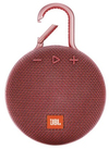 JBL Clip 3 3.3 watt Wireless Portable Speaker (Red)