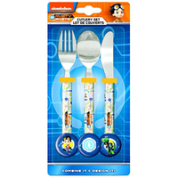 Rusty Rivets - 3pc Cutlery Set - Cover