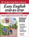 Easy English Step-By-Step For ESL Learners - Danielle Pelletier (Paperback)
