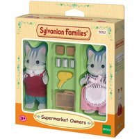Sylvanian Families - Supermarket Owners (Playset) - Cover