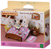 Sylvanian Families - Semi- Double Bed Playset