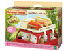 Sylvanian Families - Roof Rack With Picnic Set (Playset)