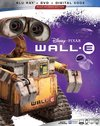 Wall-E (Region A Blu-ray)
