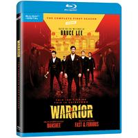 Warrior: Season 1 (Region A Blu-ray)