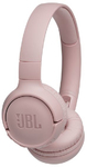JBL Tune 500BT On-Ear Wireless Headphones (Pink)