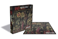 Slayer - Reign In Blood - Jigsaw Puzzle (500 Pieces)