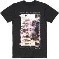 Bring Me The Horizon - Mantra Cover Men's T-Shirt - Black (Small) - Cover