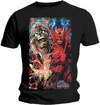 Iron Maiden - Duality Men's T-Shirt - Black (Large)
