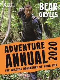 Bear Grylls Adventure Annual 2020 - Bear Grylls (Hardcover) - Cover
