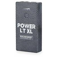 Warwick RBO POW LT XL BK RockBoard Power LT XL Effects Pedal 6600 mAh Power Bank (Carbon Black)