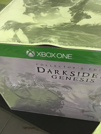 Darksiders Genesis - Collector's Edition (Xbox One) - Cover