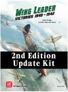 Wing Leader: Victories 1940-1942 - Second Edition Upgrade Kit (Board Game)