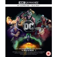 DC Animated Film Collection: Volume 1 (4K Ultra HD + Blu-ray)