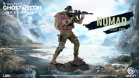 Tom Clancy's Ghost Recon Breakpoint: Nomad Figurine 23cm