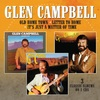 Glen Campbell - Old Home Town / Letter to Home / It's Just a matter of time (CD)