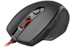 Redragon - TIGER 2 3200DPI 6 Button RGB Gaming Mouse - Black