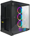Redragon WIDELOAD Tempered Glass RGB ATX Gaming Chassis