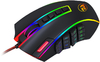 Redragon - LEGEND 24000DPI 22 Button RGB Gaming Mouse - Black