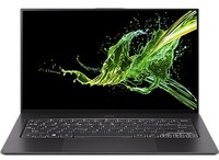 Acer Swift 7 Pro i7-8500Y 8GB RAM 512GB SSD Touch 14 Inch FHD Notebook - Black - Cover