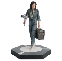 Eaglemoss Collection - Alien - Warrant Officer Ripley (Figure) - Cover