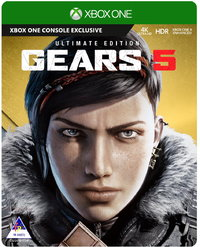 Gears 5 - Ultimate Edition (Xbox One) - Cover
