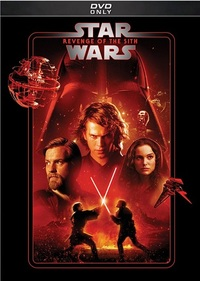Star Wars: Revenge of the Sith (Region 1 DVD) - Cover