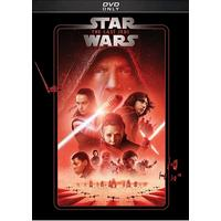 Star Wars: Last Jedi (Region 1 DVD)