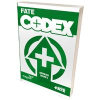 Fate Codex - Anthology Volume 3 (Role Playing Game)