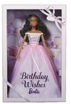 Barbie - African American Birthday Wishes Doll