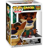 Funko Pop! Games - Crash Bandicoot - Tiny Tiger Vinyl Figure
