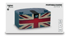 Bigben Interactive - CD57UKUSB - Radio CD Player On the Go - UK