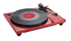 Bigben Interactive - Turntable 2 Speed TD114R - Red