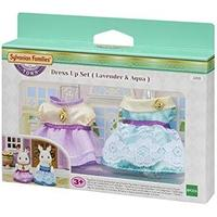 Sylvanian Families - Dress Up Set (Lavender & Aqua)