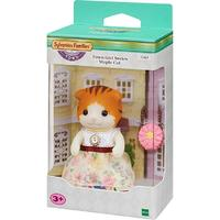 Sylvanian Families - Town Girl Series  - Maple Cat